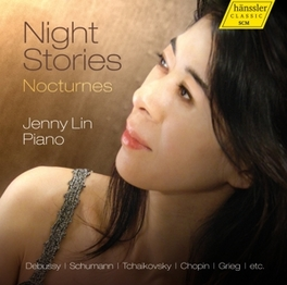 NIGHT STORIES - NOCTURNES JENNY LIN, CD