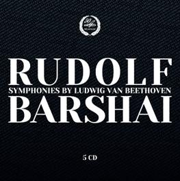 SYMPHONIES RUDOLF BARSHAI L. VAN BEETHOVEN, CD