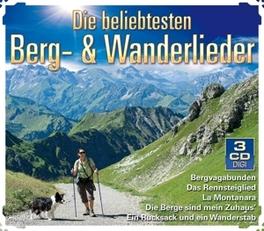 BELIEBTESTEN BERG-UND.. .. WANDERLIEDER V/A, CD