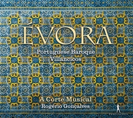 EVORA A CORTE MUSICAL/ROGERIO GONCALVES V/A, CD