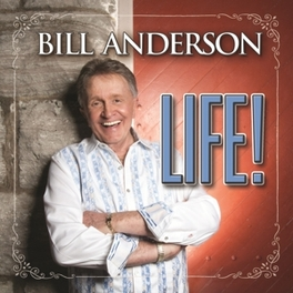 LIFE KNOWN FOR HIS SOFT APPROACH TO SINGING A COUNTRY SONG BILL ANDERSON, CD