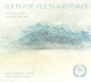 DUETS FOR VIOLIN.. -DIGI- .. AND PIANO // 1970/72 RECORDINGS