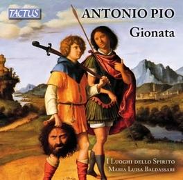 GIONATA ENSEMBLE I LUOGHI DELLO SPIRITO A. PIO, CD