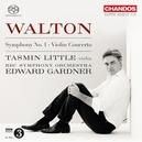 VIOLIN CONCERTO/SYM.NO.1 BBC SYMPHONY ORCHESTRA/EDWARD GARDNER/LITTLE