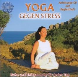 YOGA GEGEN STRESS -.. .. RUHE UND ENTSPANNUNG FUR JEDEN TAG/ JEWELCASE Ruhe und Entspannung für jeden Tag, CANDA, CD