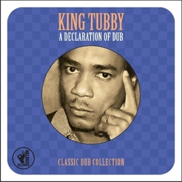 A DECLARATION OF DUB CLASSIC DUB COLLECTION KING TUBBY, CD