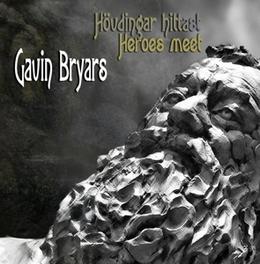 HEROES MEET - MUSIC.. .. FROM THE FAROE ISLANDS G. BRYARS, CD