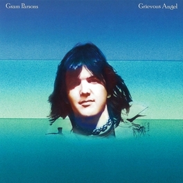 GRIEVOUS ANGEL GRAM PARSONS, LP