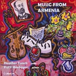 MUSIC FROM ARMENIA FOR CE HEATHER/PATIL HARB TUACH, CD