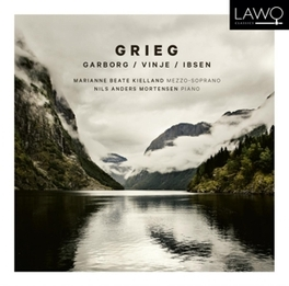 WITH NILS ANDERS.. .. MORTENSEN/WORKS OF GRIEG/HAUGTUSSA/VINJE/IBSEN MARIANNE BEATA KIELLAND, CD