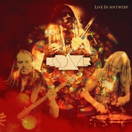 LIVE IN ANTWERP KADAVAR, Vinyl LP