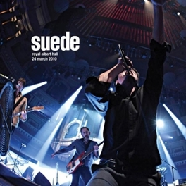 ROYAL ALBERT HALL 24.. .. HALL 24 MARCH 2010, + DOWNLOAD CARD SUEDE, LP