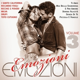 EMOZIONI 3 V/A, CD