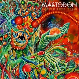 ONCE MORE ROUND THE SUN MASTODON, CD