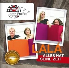 ALLES HAT SEINE ZEIT ILIA VIERLINGER/JULIA KAINEDER/PETER CHACUPAR LALA, CD