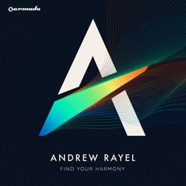 FIND YOUR HARMONY ANDREW RAYEL, CD