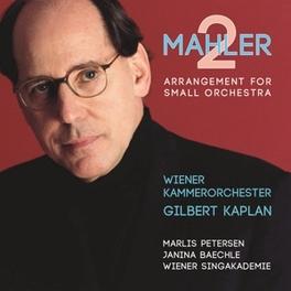 SYMPHONY NO.2 PETERSEN/BAECHLE G. MAHLER, CD