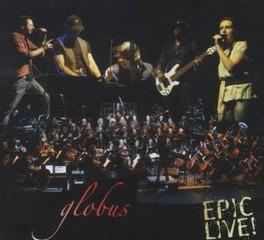 EPIC LIVE OVER 120 MUSICIANS & CHOIR MEMBERS GLOBUS, CD