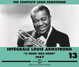 INTEGRALE VOL.13 LOUIS ARMSTRONG, CD