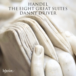 EIGHT GREAT SUITES DANNY DRIVER, CD