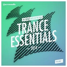 TRANCE ESSENTIALS 2014 V/A, CD