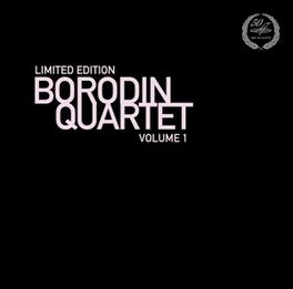 BORODIN QUARTET.. -LTD- .. VOL.1 BORODIN QUARTET, Vinyl LP