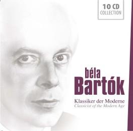 CLASSICIST OF THE.. BELA BARTOK B. BARTOK, CD