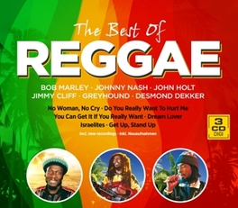BEST OF REGGAE V/A, CD