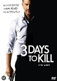 3 days to kill, (DVD)