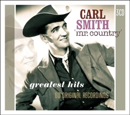 MR. COUNTRY BEST OF CARL SMITH, CD