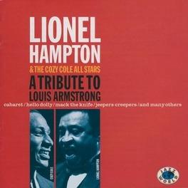 A TRIBUTE TO LOUIS ARMSTR Audio CD, LIONEL HAMPTON, CD