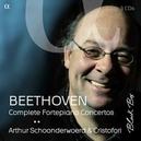 PIANO CONCERTOS ARTHUR SCHOONDERWOERD/CRISTOFORI