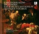 SACRAE CANTIONES ODHECATON/PAOLO DA COL