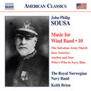 SOUSA MUSIC FOR WIND BAND