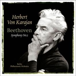 SYMPHONY NO.5 BERLINER PHILHARMONIKER/HERBERT VON KARAJAN // 180GR. L. VAN BEETHOVEN, Vinyl LP