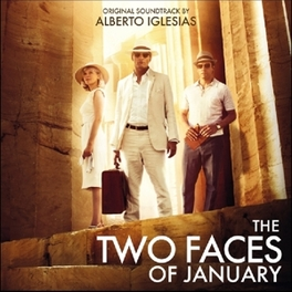 TWO FACES OF JANUARY ALBERTO IGLESIAS, CD