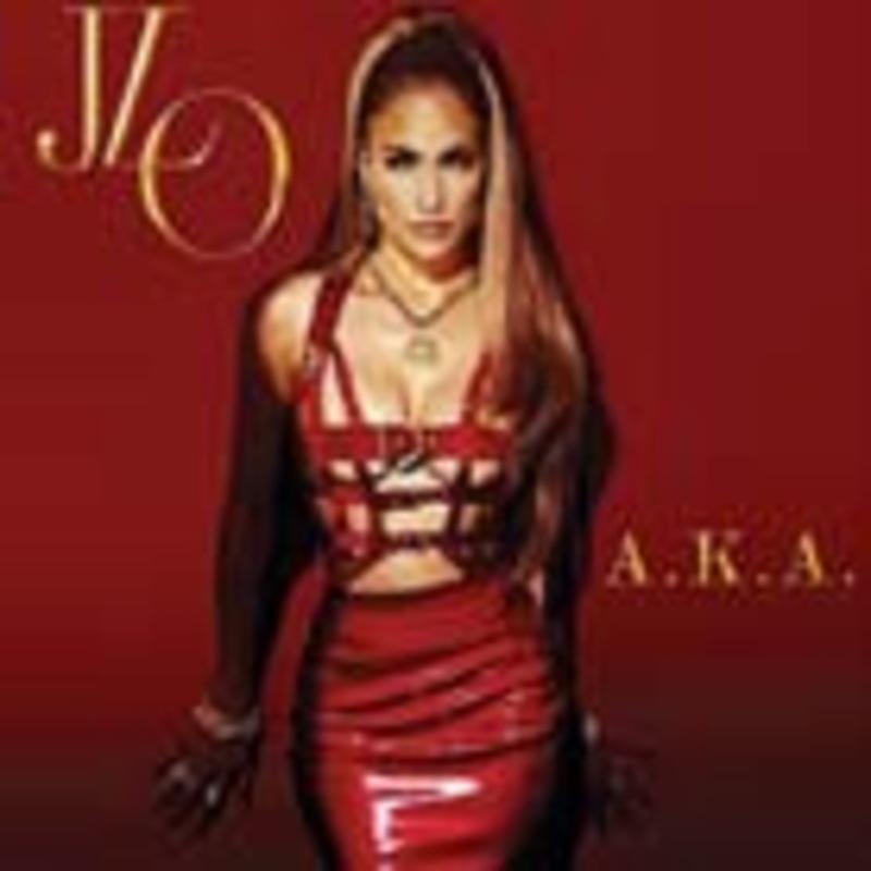 A.K.A -DELUXE- JENNIFER LOPEZ, CD