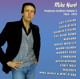 PRODUCERS ARCHIVES VOL.3 1964-1979 Audio CD, MIKE HURST, CD