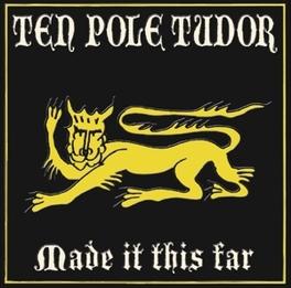 MADE IT THIS FAR 2009 ALBUM Audio CD, TENPOLE TUDOR, CD