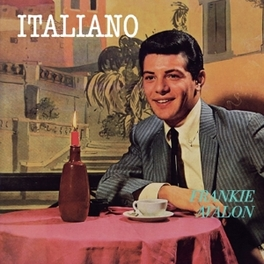 ITALIANO FRANKIE AVALON, CD