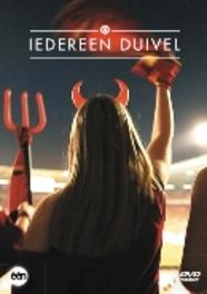 Iedereen duivel, (DVD) DOCUMENTAIRE OVER DE RODE DUIVELS EN HET PUBLIEK TV SERIES, DVDNL