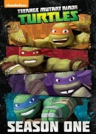Teenage Mutant Ninja Turtles - Seizoen 1