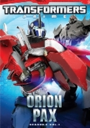 Transformers prime Orion pax