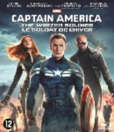 Blu-ray Captain America: The Winter Soldier