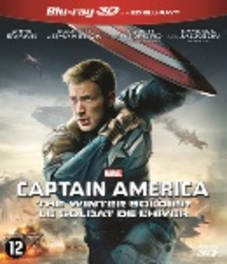Captain America - The Winter Soldier 3D