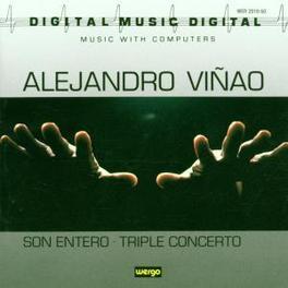 SON ENTRO TRIPLE CONCERTO ALEJANDRO VINAO, CD