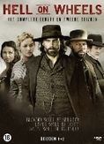 Hell on wheels - Seizoen 1...