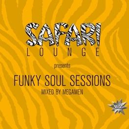 FUNKY SOUL.. -DIGI- .. MIXED BY THE MEGAMEN/ & BANDAROLE SAFARI LOUNGE, CD