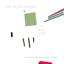 10 SKETCHES FOR PIANO 4TH SOLO RELEASE FROM TALK TALK-MEMBER Audio CD, FRIESE-GREENE, TIM, CD