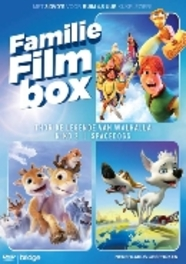 Familie Film Box: Thor, Space Dogs, Niko 2 (3DVD)